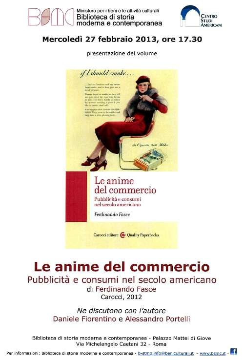 le anime del commercio